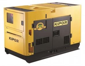 Дизелов генератор KIPOR POWER - KDE 25 SS