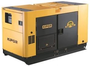 Дизелов генератор KIPOR POWER - KDE 45 SS3