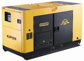 Дизелов генератор KIPOR POWER - KDE 100 SS3