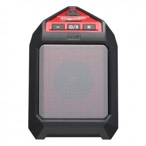 Акумулаторен говорител с Bluetooth MILWAUKEE - M12 JSSP-0 - RedLi-ion, 12 V, / без батерия /