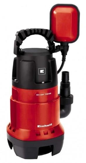 Потопяема помпа за мръсна вода EINHELL - GH-DP 7835 - 780 W, 15700 л./ч., 8 м.