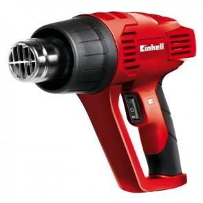 Пистолет за горещ въздух EINHELL - TH-HA 2000/1 - 2000 W, 350/550 ° C , 300/500 л./мин1