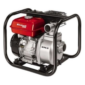 Бензинова помпа EINHELL - GE-PW 45 - 4.8 kW, 3600 оборота, 196 см3, 3.6 л.