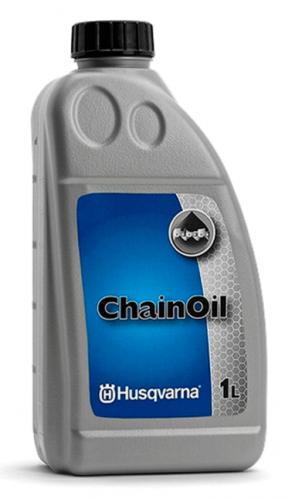 Масло за смазване на вериги на верижни триони HUSQVARNA - ChainOil - 1,0 л. / 579396001 /