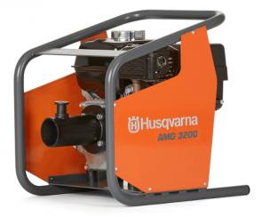Задвижка за вибратор за бетон HUSQVARNA - AMG 3200 - 2800 W, 3000 оборота