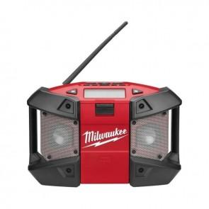 Акумулаторно радио с MP3 плеър MILWAUKEE - C12 JSR-0 - RedLi-ion, 12 V / без батерия /