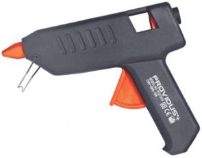 Пистолет за топло лепене PROVIDUS - PC080GS - 80 W, 60°C, 11 мм.