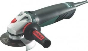 Ъглошлайф METABO - WQ 1400 - 1400 W, 10500 оборота, ф 125 мм