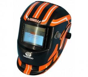 Фотосоларен заваръчен шлем DAEWOO - DALY600A - DIN 4,5, DIN 8,5-12,5
