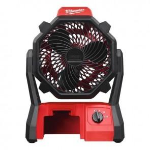 Акумулаторен вентилатор MILWAUKEE - M18 AF-0 - RedLi-ion, 18 V, 760/1000/1290 м3/ч. / без батерия /