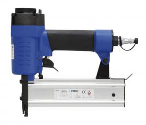 Пневматичен такер FERVI - 0586 - 10-50 мм., 7 bar, за гвоздеи тип 18GA