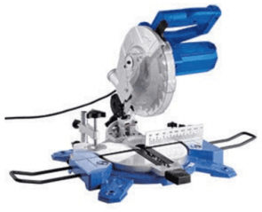 Настолен циркуляр потапящ RAPTER - MS-100 - 1400 W, 4500 оборота, ф 210x25,4x24Т