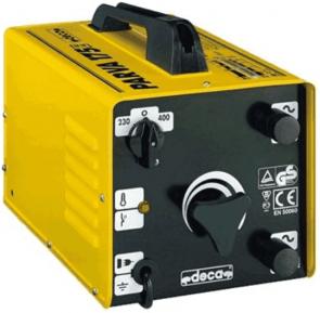Електрожен DECA - PARVA 175 E - 2,0 - 5,0 kW, 40-160 A, 1,6-4,0 мм.