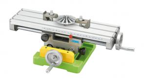 Координатна маса с ръчно задвижване FERVI - T018/350 - 350х100х120 мм.