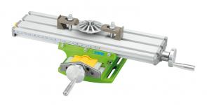 Координатна маса с ръчно задвижване FERVI - T018/330 - 330х95х82 мм.