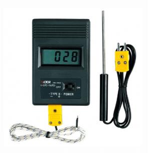 Термометър за готвене дигитален със сонда FERVI - T054 - -50 до +1100 °C