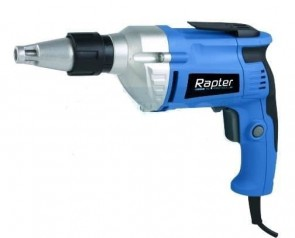 Електрически винтоверт RAPTER - RRHQ EDS-100 - 710 W, 0-4000 оборота, 8 Nm, 6 мм.
