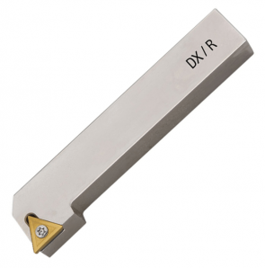 Стругарски нож със сменяеми пластини FERVI - STGCR20 - 20х20 мм., 90°