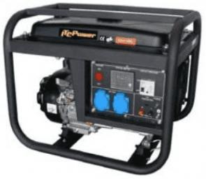 Мотогенератор ITC POWER - GG 4100 L - 3,3 kW, 17,4 A, 210 см3, 15/1,1 л.
