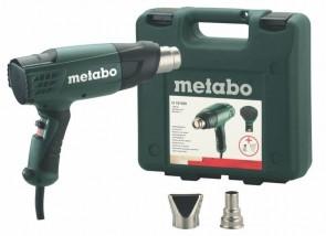 Пистолет за горещ въздух METABO - H 16-500 в куфар