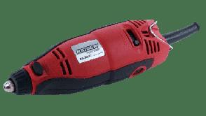 Шлифовалка права RAIDER - RD-MG07 - 160 W, 10000-35000 оборота, ф 2,4-3,2 мм.