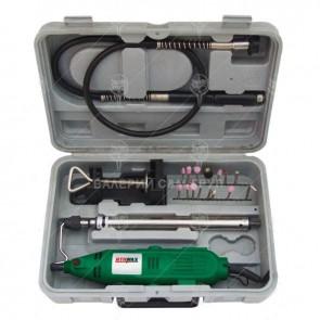Мини прав шлайф RTR-MAX - RTM134 - 130 W, 8000-30000 оборота, ф 0,8-3,2 мм.