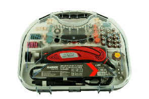 Шлифовалка права RAIDER - RD-MG06D - 135 W, 10000-33000 оборота, ф 0,8-3,2 мм.