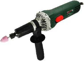 Прав шлайф DWT - GS06-27 LV - 600 W, 12000-27000 оборота, 6,0 мм.