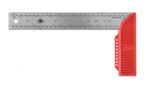Дърводелски ъгъл KAPRO - 309 - 300х145 мм. / TS309303008C00 /