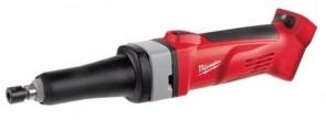 Акумулаторен прав шлайф MILWAUKEE - HD18 SG-0 - RedLi-ion, 18 V, 17500/21500 оборота / без батерия /