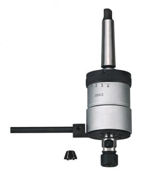 Патронник реверсивен за магнитна бормашина за метчици FERVI - M059/07 - M2-М7 мм., B16