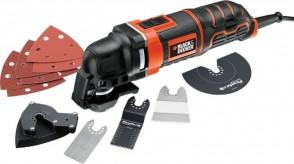 Мултифункционален инструмент BLACK&DECKER - MT300KA - 300 W, 10000-22000 оборота