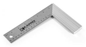 Дърводелски ъгъл KAPRO - 307 - 250 мм., 45/90° / TS307302521C00 /
