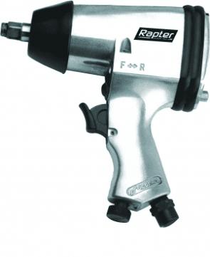 """Пневматичен гайковерт RAPTER - RRPT AIW-1000 - 6,2 bar, 141 л./мин1, 312 Nm, 7000 оборота, 1/2"""""""