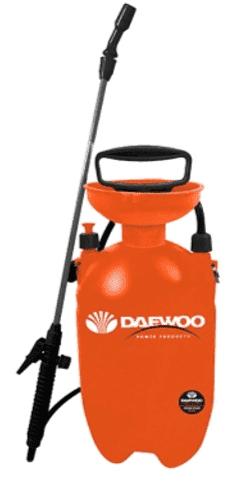 Пръскачка раменна с метален удължител DAEWOO - DAPS5B - 5 л., 2,3-3,1 bar, 130 см.