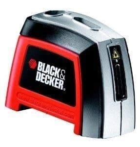 Ръчен лазерен нивелир BLACK&DECKER - BDL120 - 9 V, 2xAA