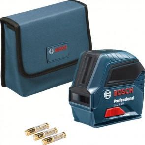 Комбиниран лазерен нивелир BOSCH - GLL 2-10 - 10,0 м, 0,3 мм/ 1 м.