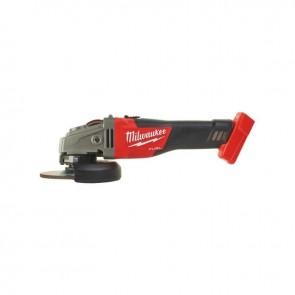 Акумулаторен ъглошлайф MILWAUKEE - M18 CAG115X-0 - RedLi-ion, 18 V, 8500 оборота, ф 115 мм. / без батерия /