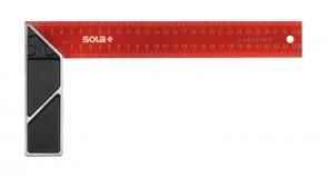 Прав ъгъл SOLA - SRC 400 - 400x150 мм., 45/135°