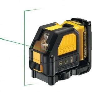 Лазерен линеен нивелир DeWALT - DCE088D1G - 30-60 м., 0.3 мм./1 м.
