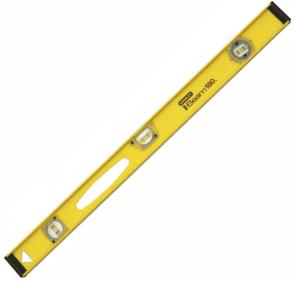 Алуминиев нивелир STANLEY - 1-42-922 - 1000 мм., 1,5 мм./1 м.