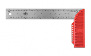 Дърводелски ъгъл KAPRO - 309 - 400х145 мм. / TS309304008C00 /