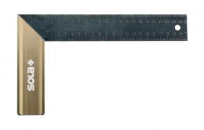 Дърводелски ъгъл SOLA - SRG 200 - 200х145 мм.