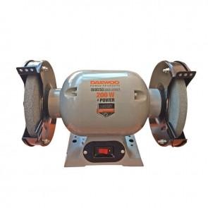 Шмиргел DAEWOO - DABG 150 - 200 W, 2950 оборота, 150x16x12,7 мм.