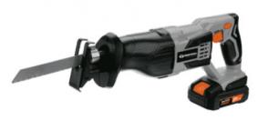 """Акумулаторен Саблен Трион DAEWOO - DALRC18-1 - """"UNI-BAT"""" 20 V, Li-ion, 0-3000 оборота, 100/10 мм. / Без батерия и зарядно устройство /"""