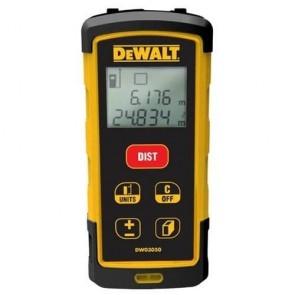 Лазерна ролетка противоударна DeWALT - DW03050 - +/-0.03 мм, +/-50.00 м.