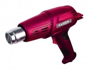 Пистолет за горещ въздух RAIDER - RD-HG17 - 2000 W, 300/500 л./мин1, 350/550 ⁰C