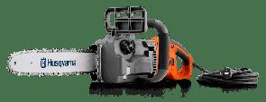 Електрически верижен трион HUSQVARNA - 420EL - 2000 W, 40 см.