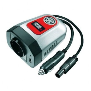 Инвертор BLACK&DECKER - BDPC100A - 12 V DC, 100 W