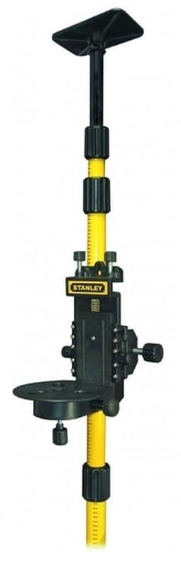 """Телескопична стойка за нивелир STANLEY - 1-77-221 - 1/4"""", 2,8 м."""